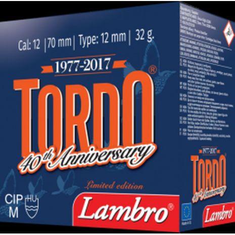 Φυσίγγια Lambro TORDO Anniversary