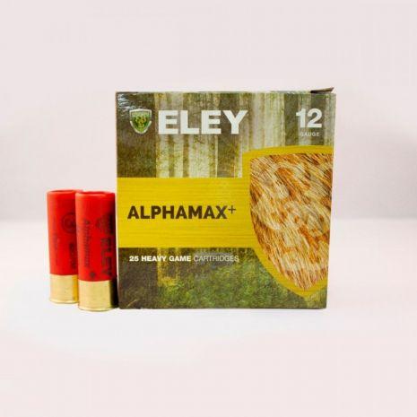 Eley ALPHAMAX+ 12G 34gr